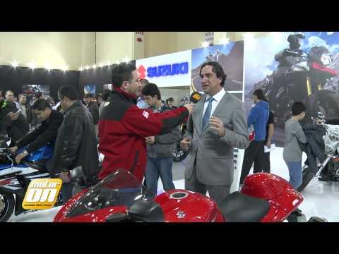 Eurasia Moto Bike Expo 2014 - SUZUKI