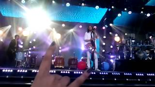 30 Seconds To Mars Conquistador on Jimmy Kimmel Live 5/20/13