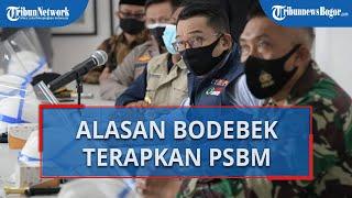 Tak Sama Seperti PSBB Total di Jakarta, Ridwan Kamil Memilih Menerapkan PSBM di Bodebek