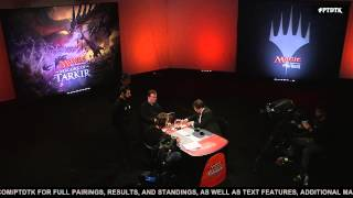 Pro Tour Dragons of Tarkir Quarterfinals (Standard): Adrian Sullivan vs. Thomas Hendriks