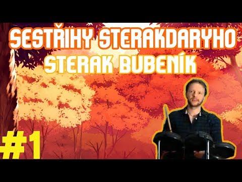 Sestřihy Sterakdaryho #1 - Sterak Bubeník feat. Martin Rota