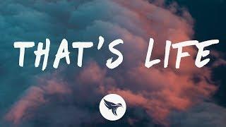 88 Keys   That's Life (Lyrics) Ft. Mac Miller & Sia