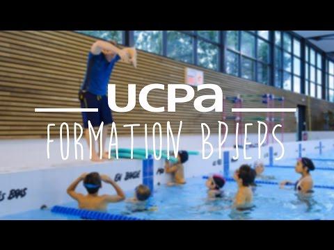 Video Devenir maitre nageur sauveteur avec UCPA Formation