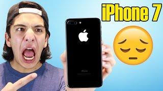 5 RAZONES PARA NO COMPRAR EL iPHONE 7