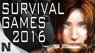 Top 3 Best Survival Games of 2016 - 2017 for PS4 & XBOX ONE & PC