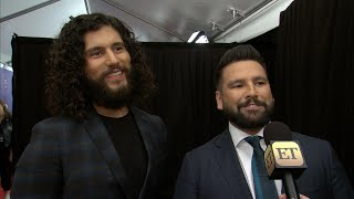 Dan + Shay Talk Performing at Justin and Hailey Bieber's Wedding (Exclusive)