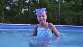 Juliana Carver - An Evening Swim (August 13, 2016)