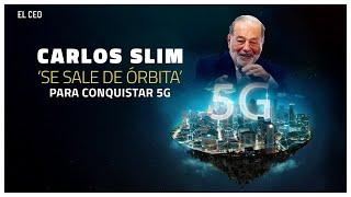 #CarlosSlim se 'lanza' a su propia conquista espacial