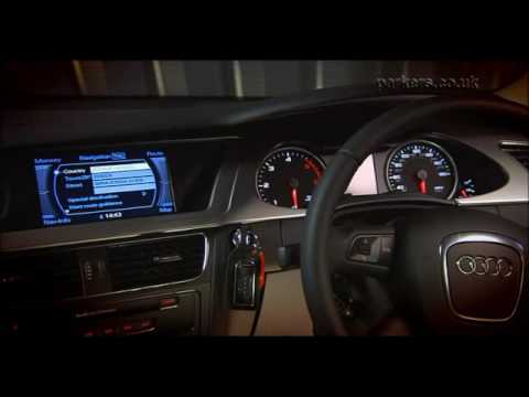 Audi A4 Saloon review