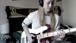 Forget Me Nots (Men In Black)   Patrice Rushen [Bass Cover]