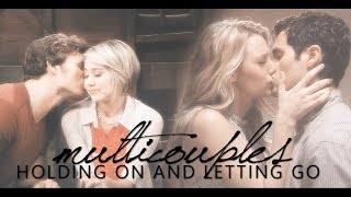 Multicouples | Holding on and letting go (for Dana)