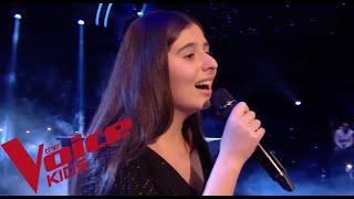 Charles Aznavour - La bohème  | Ermonia | The Voice Kids France 2018 | Finale