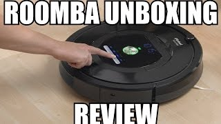 iRobot Roomba 770 - UNBOXING and REVIEW - Robotic Vacuum Cleaner