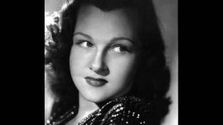 Jo Stafford - 'The Nearness of You'  - with pictures*****