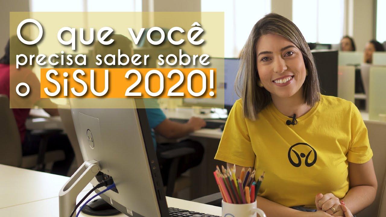 O que você precisa saber sobre o SiSU 2020!