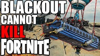 Blackout will NOT kill Fortnite, and here's why...