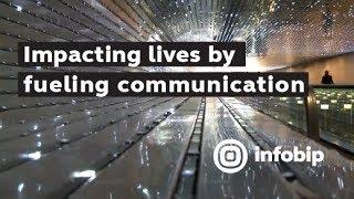 Vídeo de Infobip