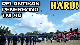 UPACARA WINGDAY SEKBANG 93 (INDONESIAN AIRFORCE FLYING SCHOOL)