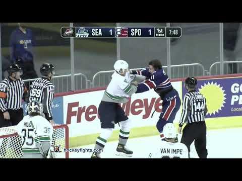 Ty Cheveldayoff vs. Lucas Ciona