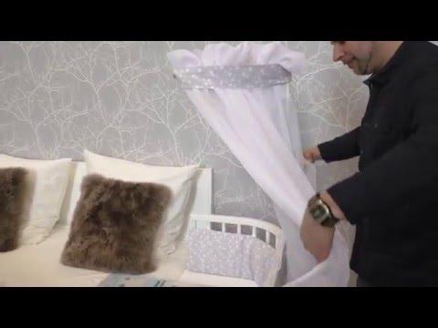 Nestchen stubenwagen umrandung mamikreisel