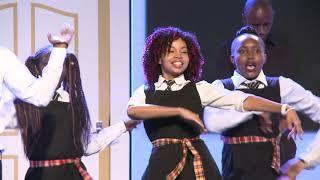 Sarafina  Performance at the Safaricom GEM awards