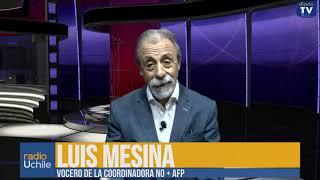 Luis Mesina: Descuentos a los trabajadores a honorarios, un nuevo abuso