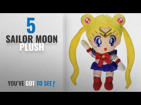 Top 10 Sailor Moon Plush [2018]: Great Eastern Sailor Moon Plush Doll