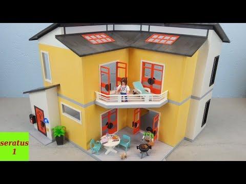 Playmobil City Life Modernes Wohnhaus 9266 Gunstig Bestellen