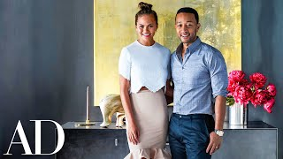 Inside John Legend And Chrissy Teigen's NYC Home | Architectural Digest