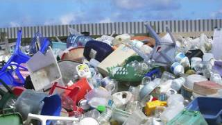 Man Invents Machine To Turn Plastic Into Oil