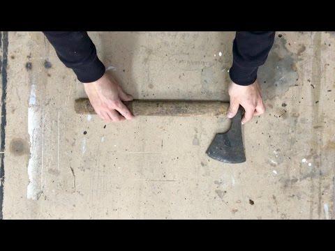 Fai da Te - Come restaurare un' Ascia