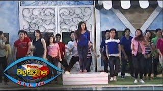 "PBB All In housemates dances ""Pinoy Ako"""