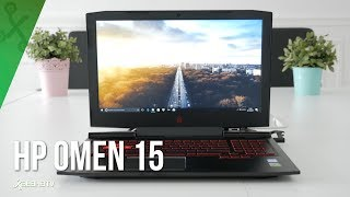 HP Omen 15, review