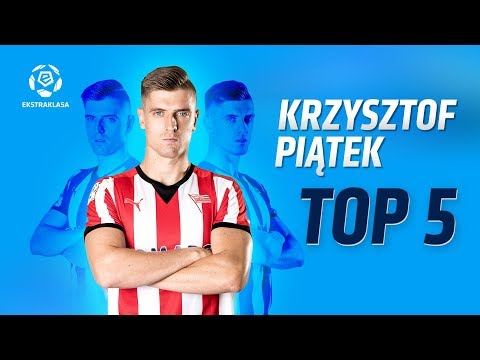 Krzysztof Piątek: TOP 5 [Ekstraklasa]