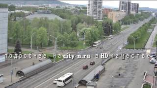 Погоня в Новокузнецке закончилась ДТП