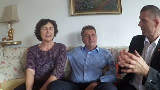 Herr und Frau Winkler aus Illingen