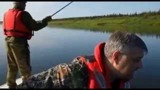 Лучшие курорты заполярья рыбалка в воркуте