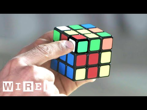 How to Solve a Rubik's Cube and Make It Look Effortless