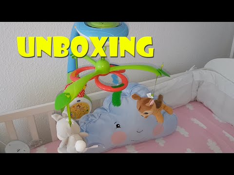 UNBOXING: Chicco - Disney Bambi Mobile + REVIEW, erster Eindruck