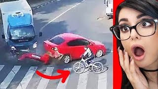 PEOPLE WHO ARE VERY LUCKY COMPILATION