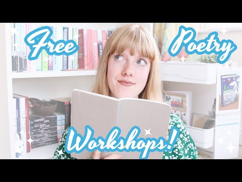 (Free) Online Poetry Workshops! | Writing For All Levels! ✏️