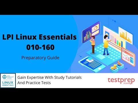 How to prepare for LPI Linux Essentials 010-160? - YouTube