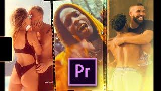 Music Video RETRO LOOK in PREMIERE PRO