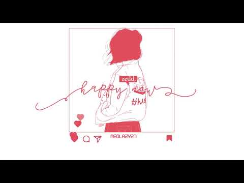 [Vietsub/Lyrics] Happy Now - Zedd x Elley Duhé | MV