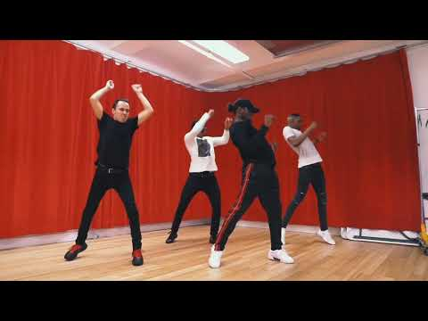 Chris Brown - Undecided | Undecided Challenge | L.A.S. Dancer Bigga Choreography