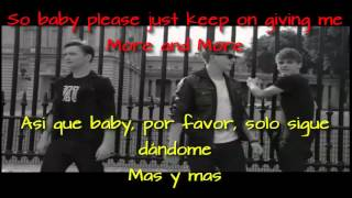 District 3 - More and more - Spanish/English Lyrics