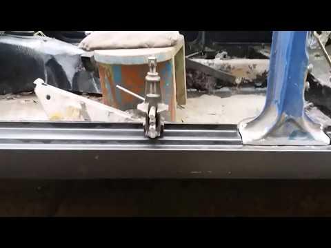 Замена порога ваз классика 2101-07(кузовной ремонт)