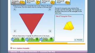 Volume: Introduction to Prisms, Pyramids, Cylinders and Cones