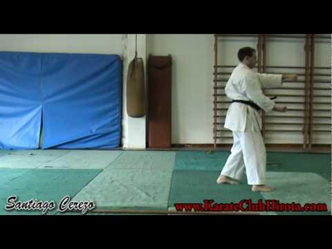 Sanseiru (Shito-Ryu)