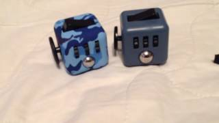 Fidget Cube High Quality Vs Low And A Spinner